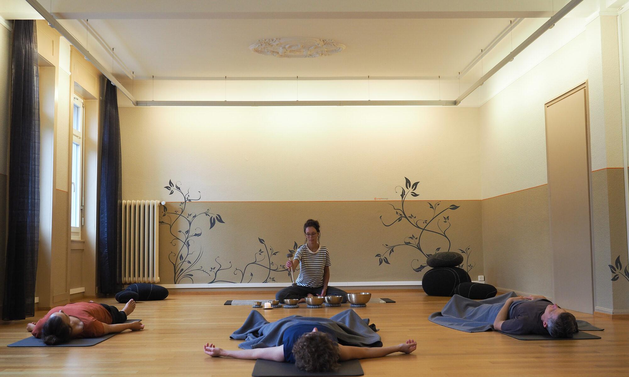 Yoga & Klang - St. Gallen