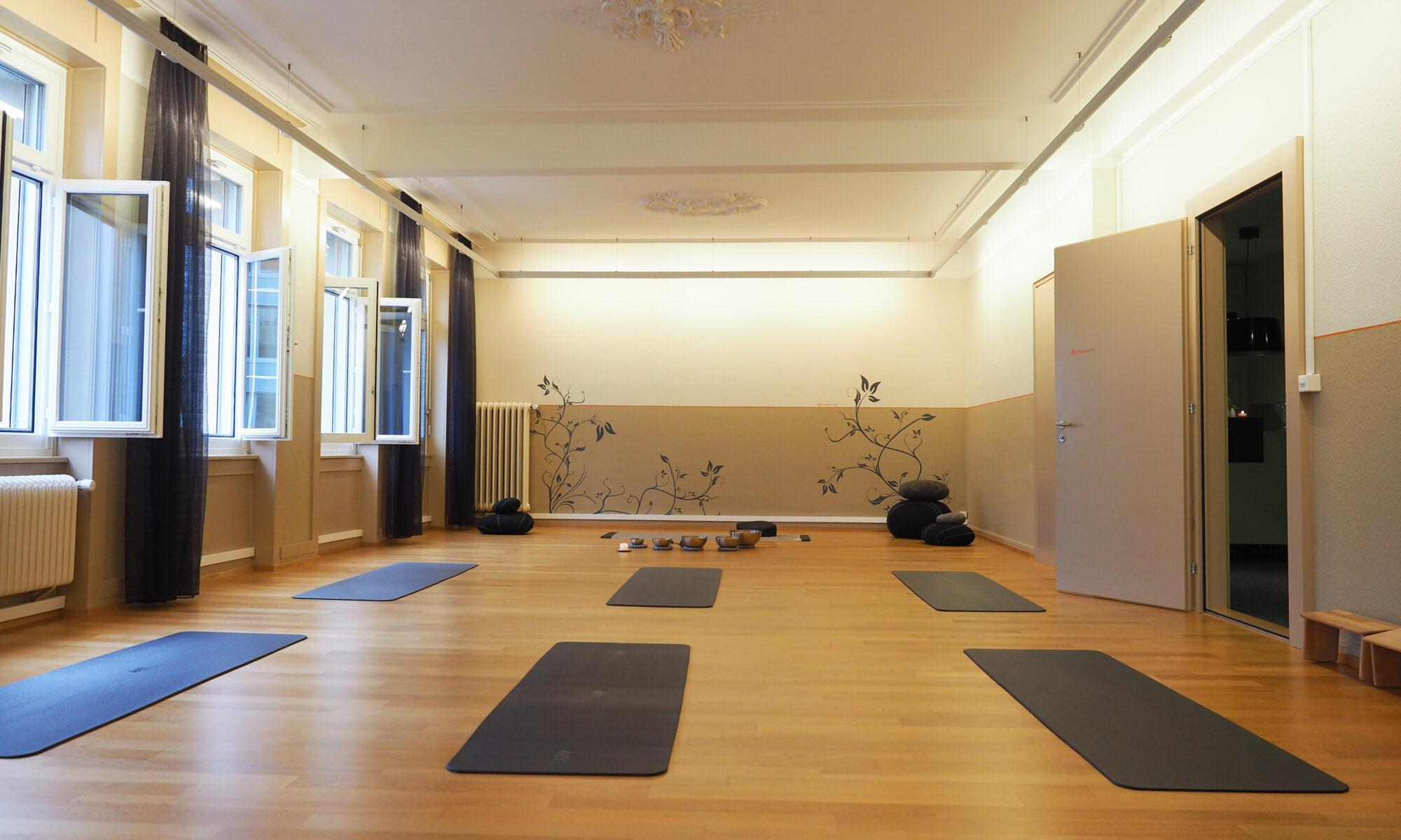 Vermietung Yogaraum St. Gallen